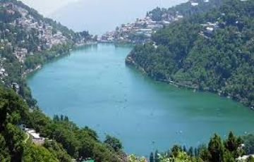 Lovely Nainital Honeymoon package