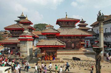 Kathmandu With Flight