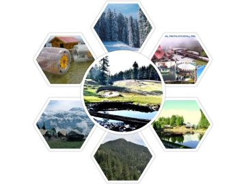 Kufri - Shimla - Narkanda.