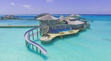 Peaceful Maldives