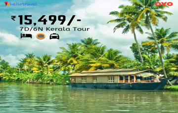 A Journey to the ocean Land Package Only - 6N/7D starting @INR 15499