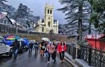Shimla Manali tour
