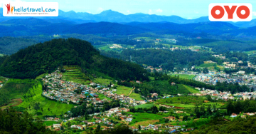 Mesmerizing Coorg and Ooty Land Package Only - 5N/6D starting @ 14599
