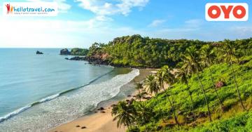Goa with Dudhsagar falls @ INR 5500 per person