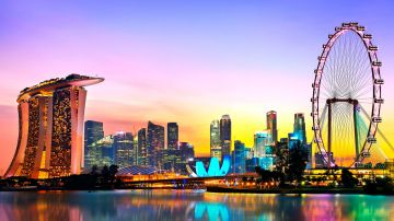 Ultimate Singapore with Sentosa and Universal Studios - Standard