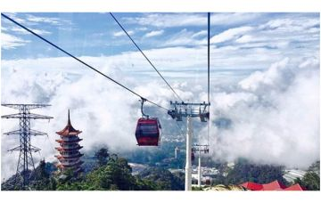 Singapore and Malaysia with Genting Highlands  Standard