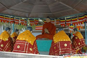 IN DEPTH  BUDDHIST TOUR FROM THE BIRTH TO DEATH