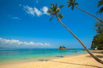 Sun Kissing Beach