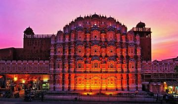 Jaipur Fatehpur Sikri Agra Mathura Special Tour 3 nights/4 days