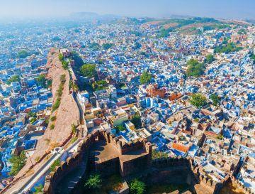 8 nights/9 days Jaipur Jodhpur Udaipur Chittorgarh Jaipur Fatehpur Sikri Agra Mathura Delhi