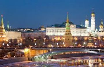 Moscow  & St. Petersburg  tour for 05 Nights/06 Days