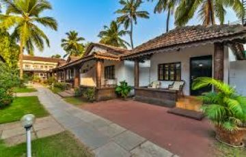 Goa - with Silver Sand Holiday Resort Starting @ 6400 PP
