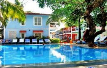 Goa - On Beach- Aldeia Santa Rita 3N 4D @ 7450 PP
