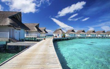 Fly to Maldives Paradise Island Resort - Ex Delhi