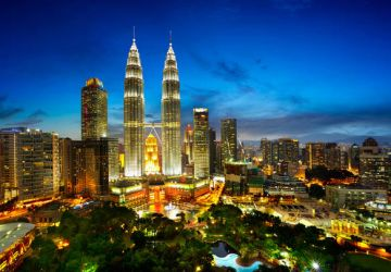 Thrill at Kuala Lumpur