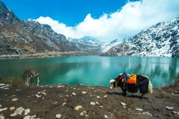 Romantic Nature of hills Gangtok and North Sikkim