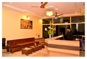 JAIPUR AND RANTHAMBORE  4 NIGHT 5 DAYS PACKAGE STARTING AT 14700 PP
