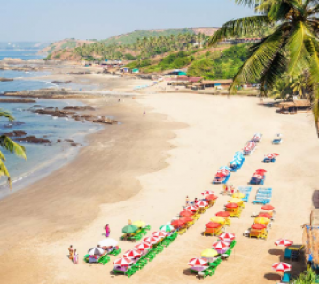 Awesome Goa Tour 3N/4D