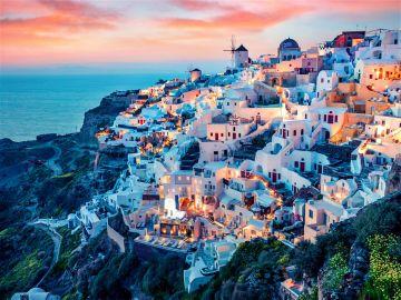 ENCHANTING GREECE ISLANDS