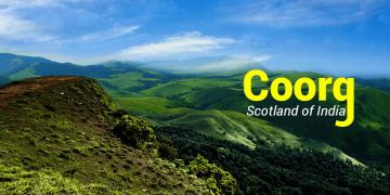 Explore Coorg - Private Tour - Bangalore - CoorgMadikeri - Bangalore