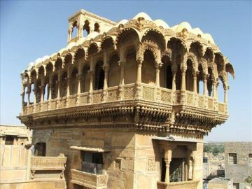 Desert 1 Night 2 Days Camp Tour Package | Jaisalmer