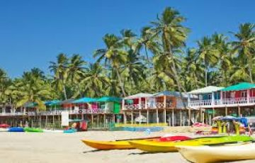 Goa Tour Package @ 40% off, Contact now- 7004197928