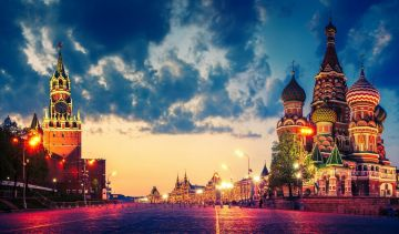 BEAUTY OF RUSSIA