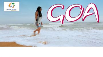 3 Night-4 Day Goa Package Only 4,999 per person