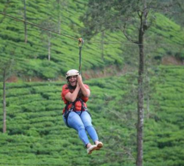 Wild Adventure Trip of Bangalore for 1N/2D