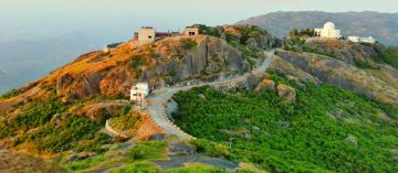 Weekend at Mount Abu
