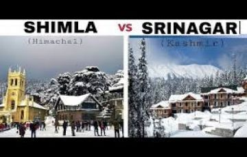 15 Days Chandigarh Shimla Manali Amritsar Katra Pahalgam Gulmarag srinager Houseboat Tour Package
