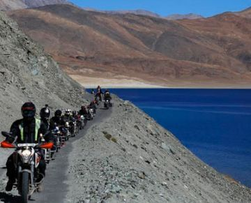 7 Days Shrinager Leh Kargil Tour Package