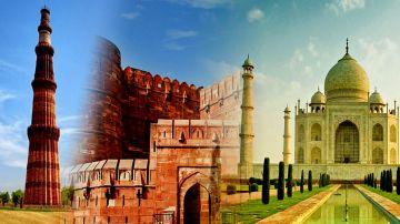 Cheap Golden Triangle 4 days Trip @6999 INR |Call 9818705209| TriFete Holidays Pvt. Ltd, Versova Mumbai