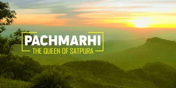 Pachmari Luxury package 3Night 4 Days