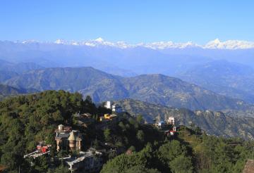 Nepal KTM VALLEY WITH NAGARKOT