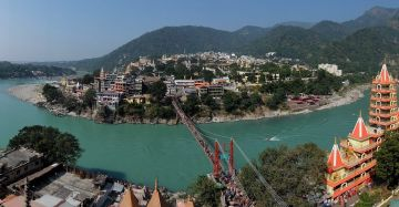 Rishikesh with Rafting 1N/2D Only @3999 PP Contact 9899440723 | Trifete holidays Pvt. Ltd.