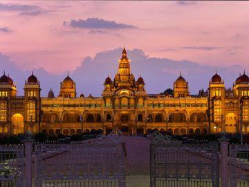 Beauty of South - 2 N Mysore - 2 N Ooty - 3 N Kodaikanal