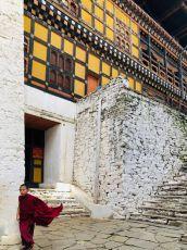 Kingdom In The Sky Bhutan