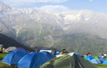 Paragliding, Short Trekking and Camping in Bir Valley For 2N/3D