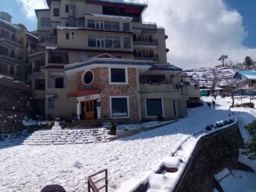 Uttarakhand Mukteshwar Honeymoon Tour With Lake City Nainital 3N 4D CP Casa