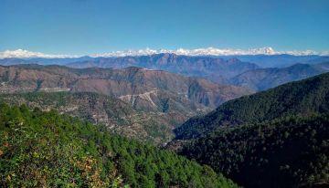Mukteshwar, Nainital Tour 3N/4D Ex Kathgodam/Haldwani CP Casa