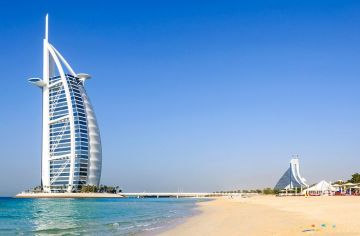 Super Saver Dubai Fixed Departure Ex.Delhi - 5 Nights Starting @ Rs. 29,999