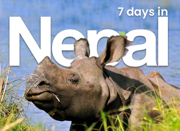 Amazing and Scenic Nepal 6N/7D