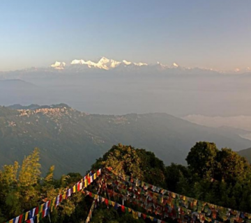 Pelling, Darjeeling Amazing  Tour For 1 Night and  2 Days