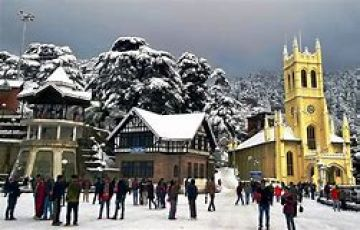 EX Delhi- Shimla 3 night 4 days tour