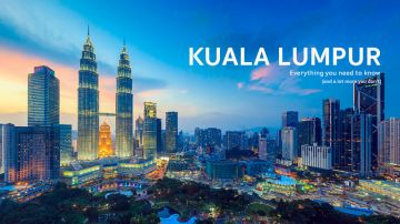 Malaysia Tour  Cost For 2 Adults