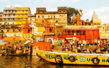 Holy City Tour With Haridwar & Rishikesh - 6 Days