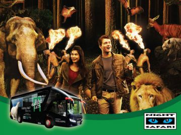 Super Singapore Tour Rs. 13500 from Bangalore