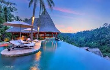Exotic BALI                 Land Part with Airfare Include Package