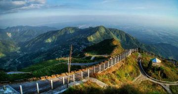 View Of Tiger Hill Darjeeling 4 days Trip @10999 INR | Call 9818705209|TriFete Holidays Pvt. Ltd, Versova Mumbai